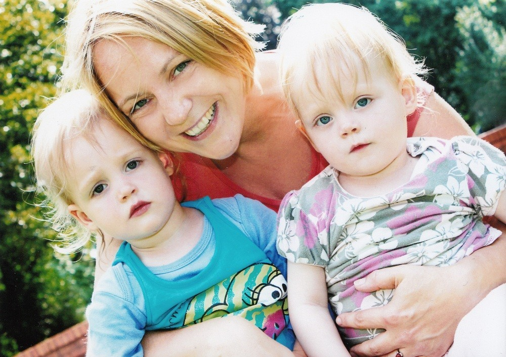 Auch Inge Sarazzin ist als Mutter mit dem Thema Bays und Schwangerschaft vertraut.