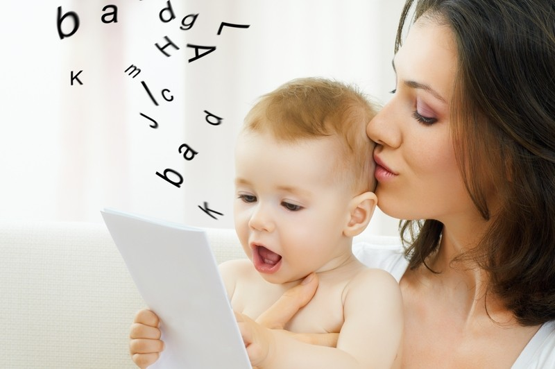 Mamas Stimme beruhigt und ist gut für die Mutter-Kind-Bindung.