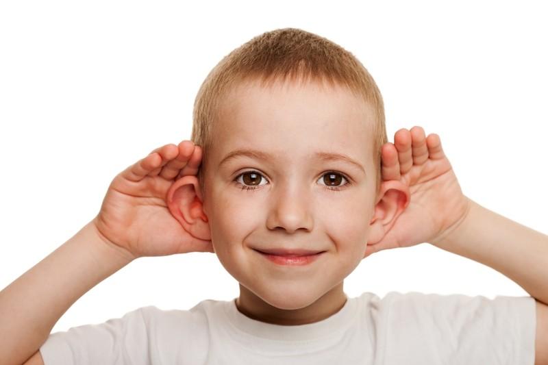 Wie du Kinder mit der Stimme erziehst
