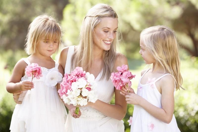 Heiraten mit Kind: so gelingt die Hochzeit