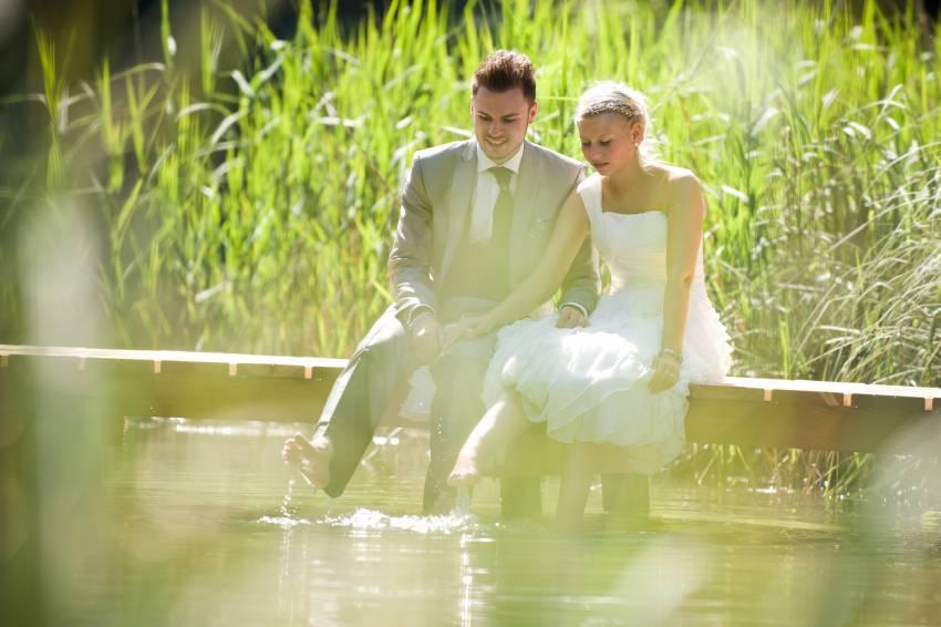 Hochzeit leicht gemacht: Entspannt und stressfrei heiraten!