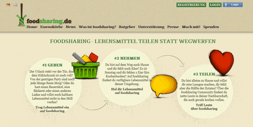 foodsharing screenshot neu
