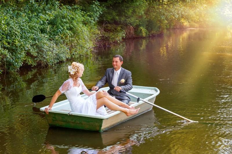 Hochzeitsfotos: Der schönste Tag in Bildern