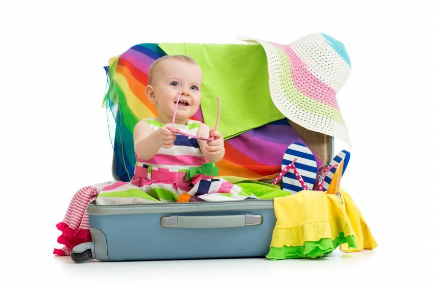 Ich packe meine 1000 Sachen..mit Kind ist alles anders