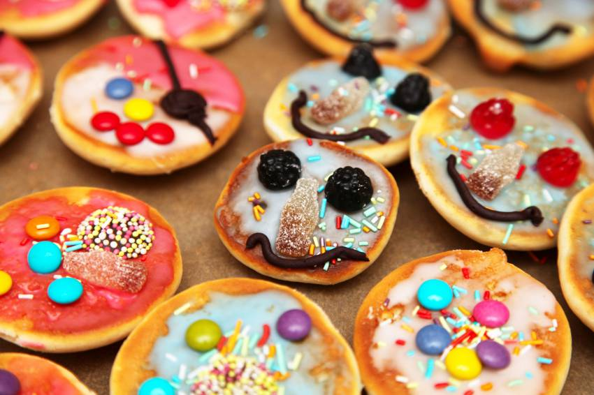 Kuchen Dekorieren F R Kindergeburtstag on