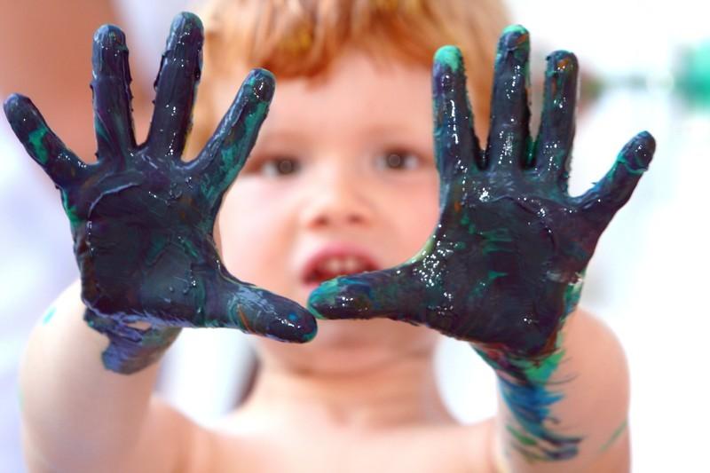 Die 5 besten Ideen zum Basteln mit Kindern