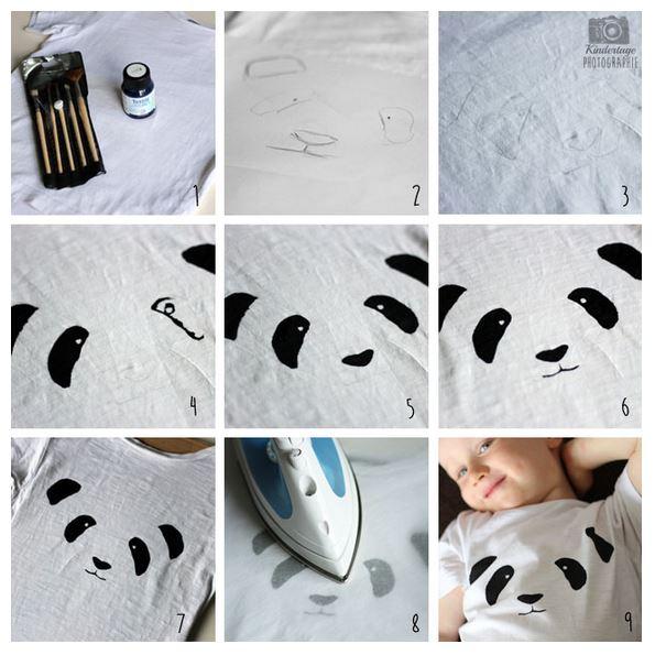 1-2-3 Pandashirt!