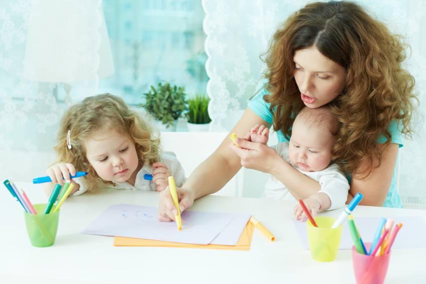 Kinder-Betreuung: Wie finde ich die richtige?