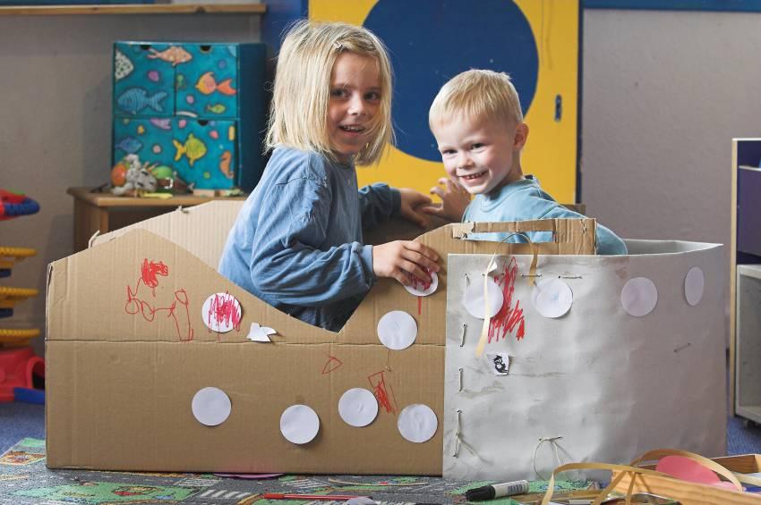 Einrichtung eines wandelbaren Kinder- und Jugendzimmers