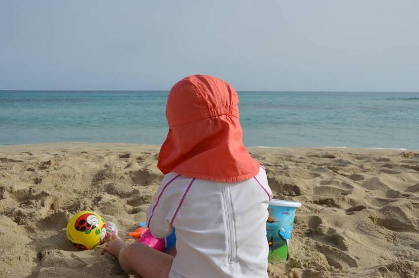 Sonne, Sand und Meer- ein Paradies für die Kleinsten
