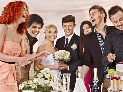 Hochzeitsfeier – wie verhalte ich mich?