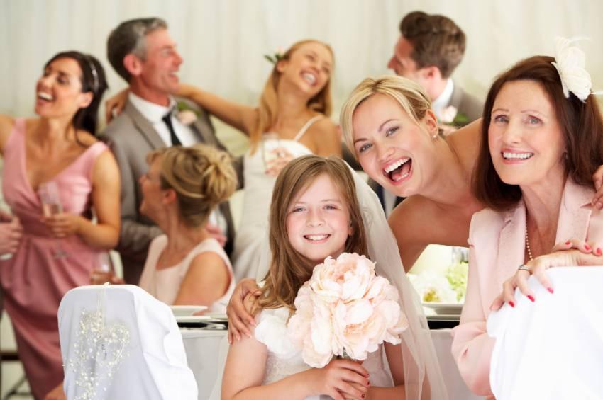 Kampf der Langeweile – So haben auch die Jüngsten Spaß auf der Familienfeier