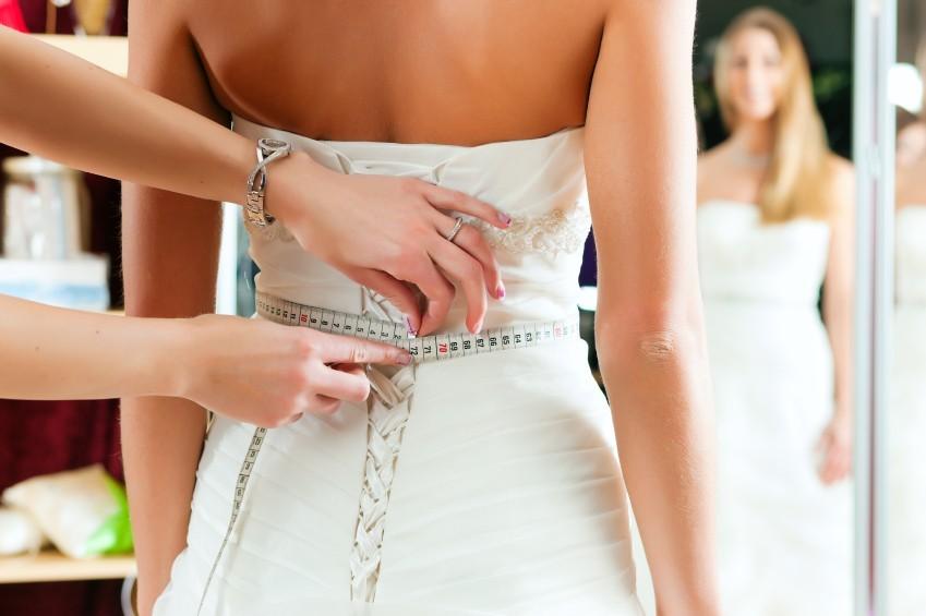 Zeit Hochzeitskleid