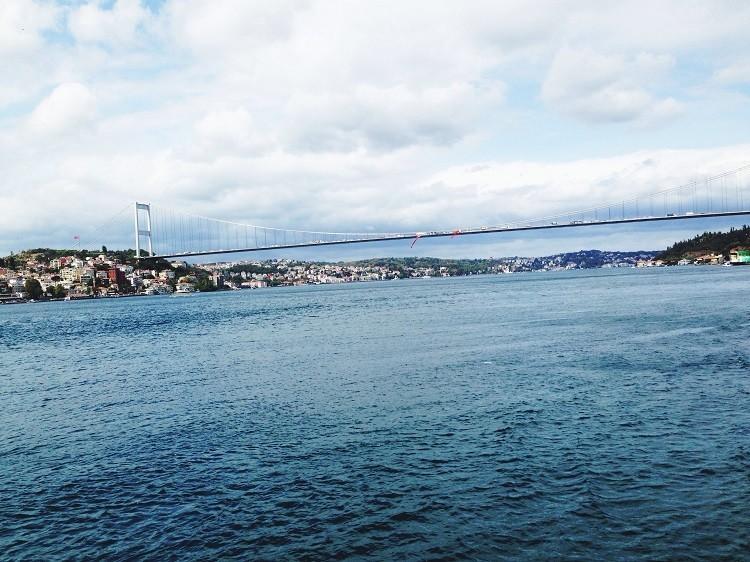 Meer in Istanbul