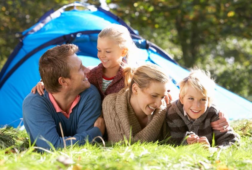 Camping mit Kind – Fluch oder Segen?