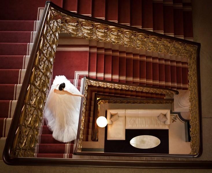 Gelungene Hochzeitsfotos sind eine Frage der richtigen Location und des perfekten Moments.