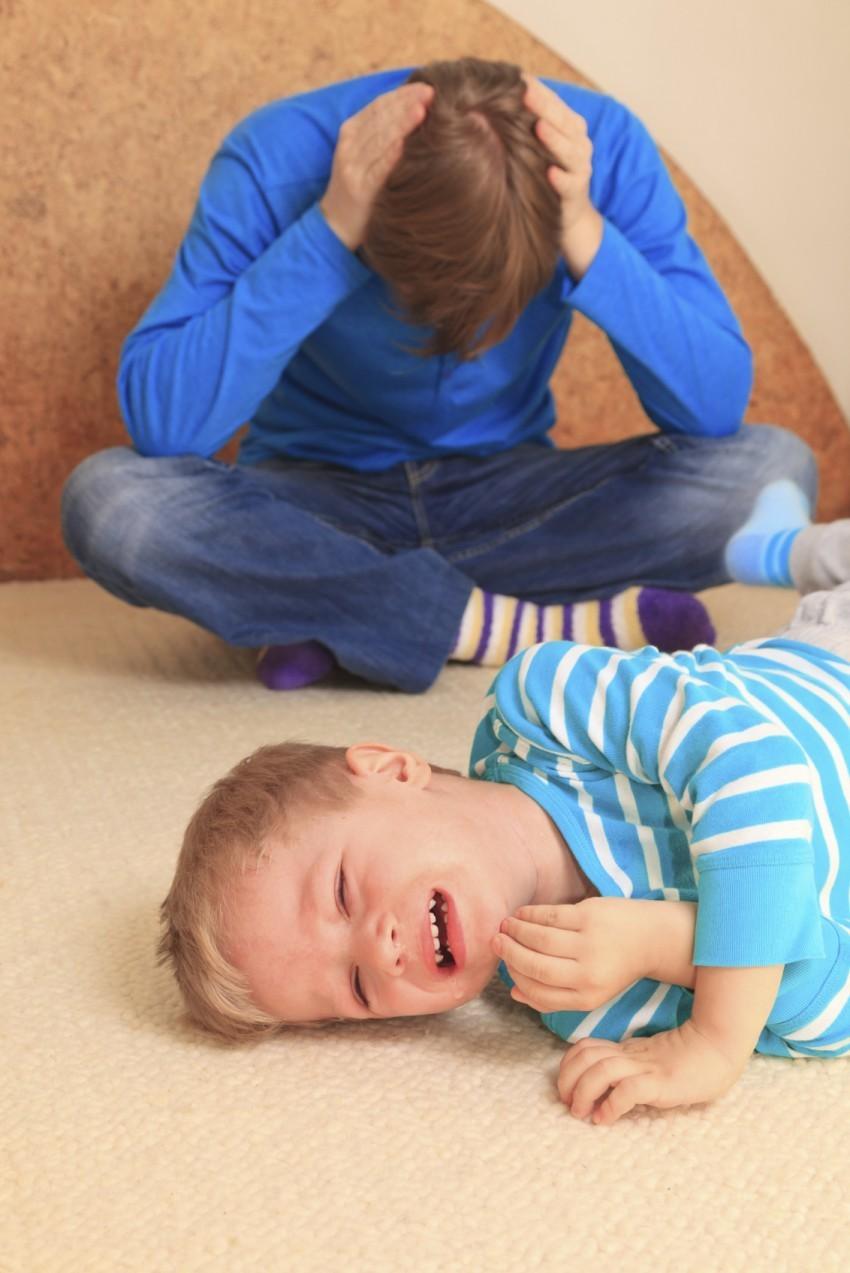 Überforderte Eltern brauchen Hilfe