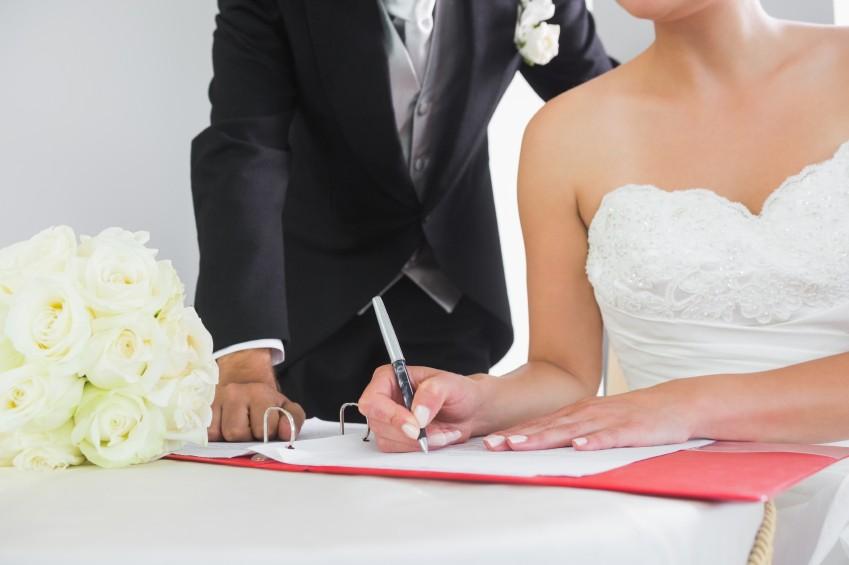 Jetzt wird's offiziell! Planung und Ablauf der Standesamt-Hochzeit