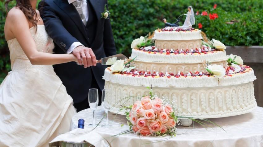 So bestellt ihr die perfekte Hochzeitstorte
