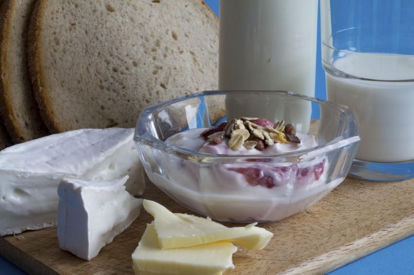Milch steckt in vielen leckeren Lebensmitteln