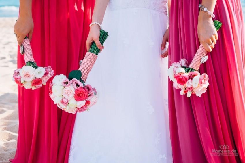 Hochzeit, Portugal, Braut