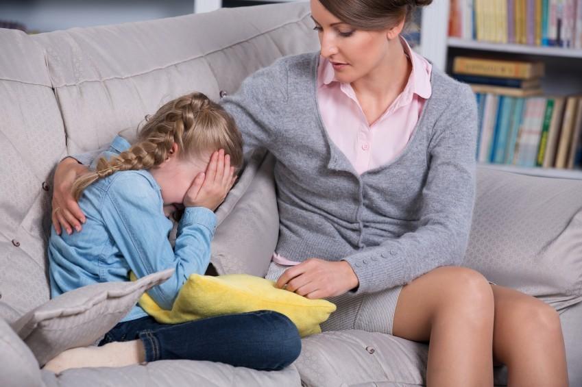 Traut sich euer Kind euch an, müsst ihr behutsam vorgehen!