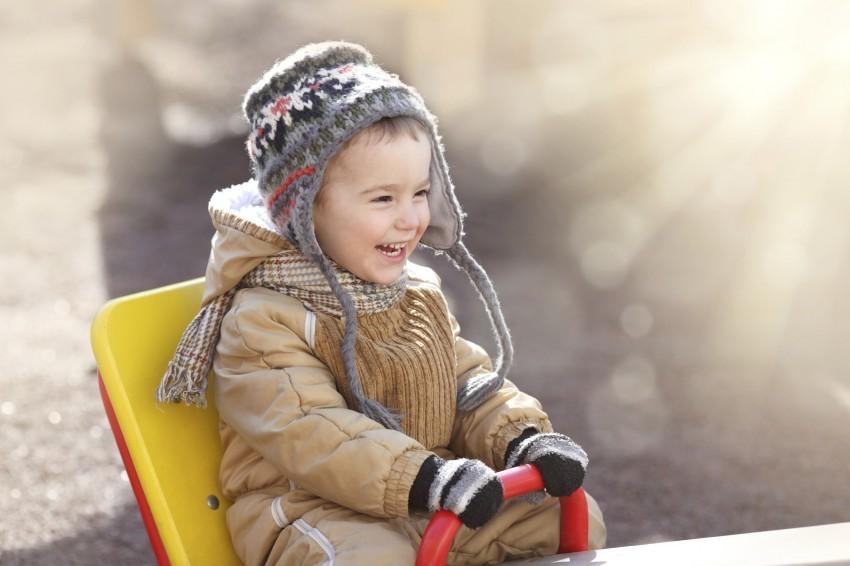 Kind-glücklich