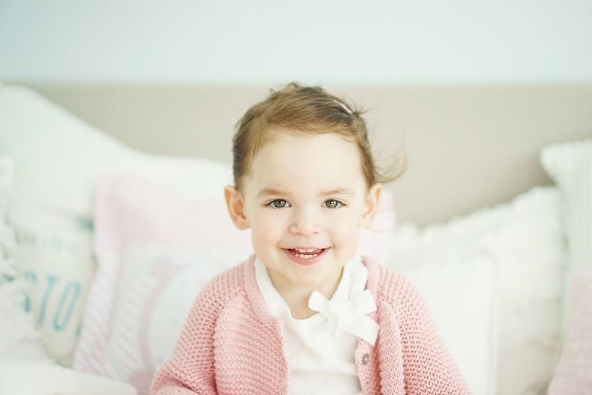 Kinderfoto natuerlich