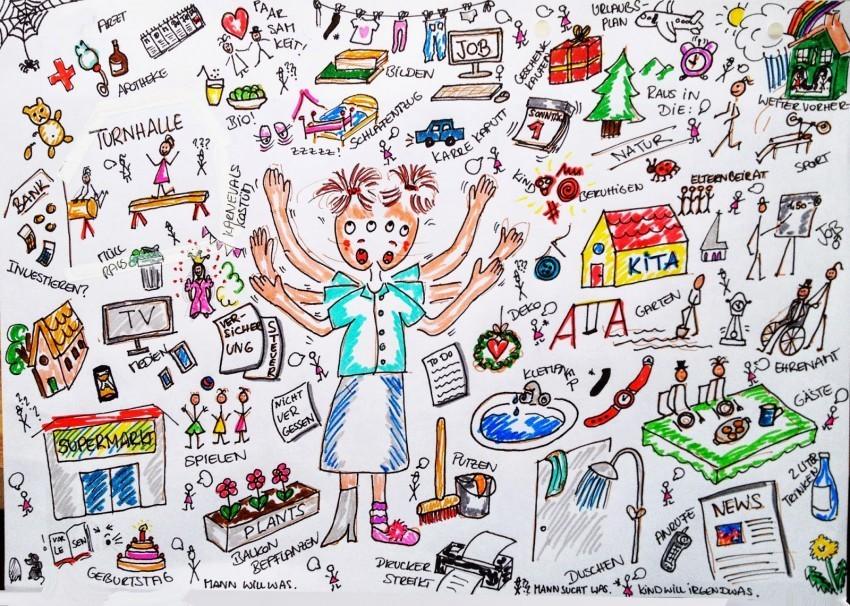 Work-Life-Balance: 6 Tipps für Mamas mit Job