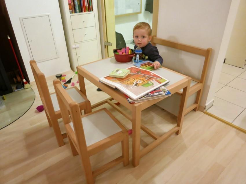 Holzprojekte Kinder Sitzecke