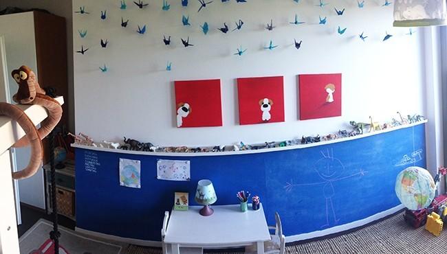4 liebevolle DIY-Ideen fürs Kinderzimmer