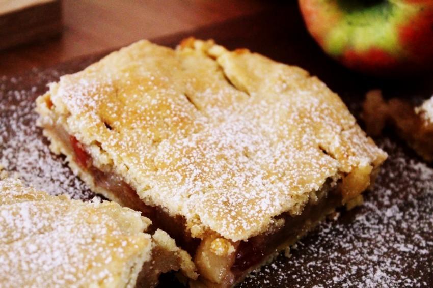 Apfelkuchen Oma 1