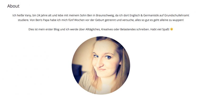 blog vany