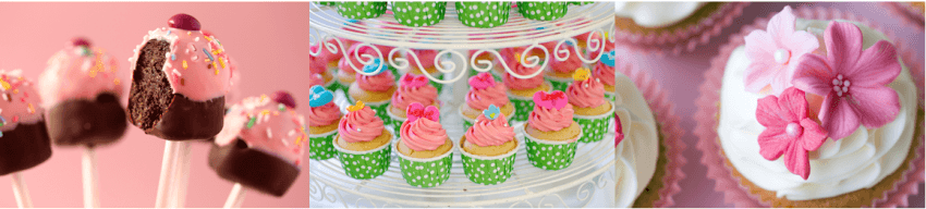 Cake Pop Cupcake