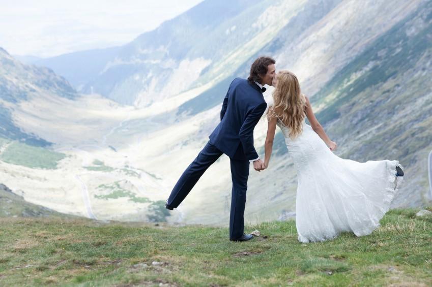 Heidi + Ziegenpeter: Ideen für eine Hochzeit in den Bergen
