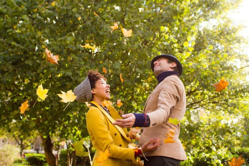 Ich und du: Paarshooting für die kalten Jahreszeiten