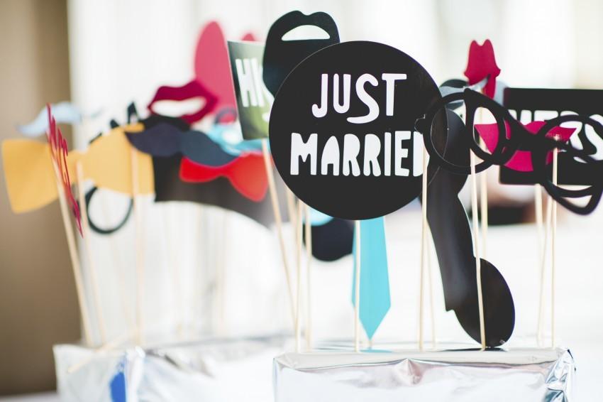 """Photo Booth oder """"Die etwas anderen Hochzeitsfotos"""""""