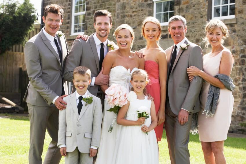 Eine Hochzeit ist wesentlich kostengünstiger, wenn ihr nur die einladet, auf die es wirklich ankommt!