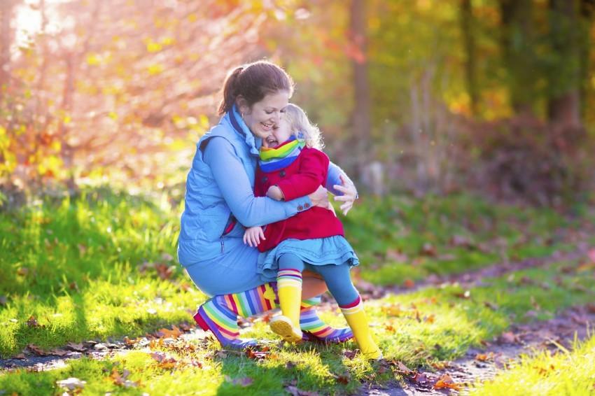 Auf Wiedersehen Babyphase, Hallo Kleinkindphase: Es gibt viel zu entdecken und zu lernen.