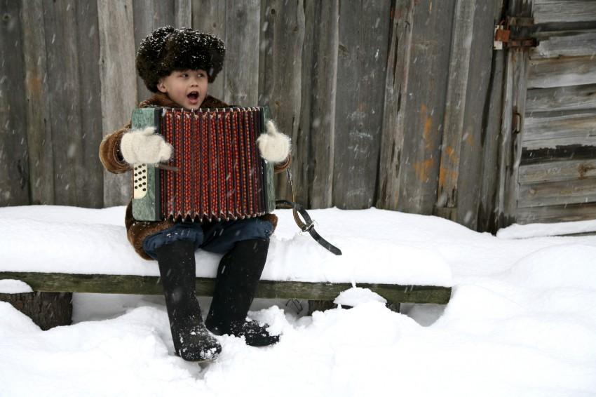 Schneeflöckchen, Weißröckchen: So wird euer Winter musikalisch!