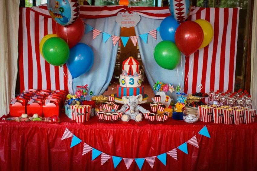 Für den besonderen Kindergeburtstag: Der Sweet Table