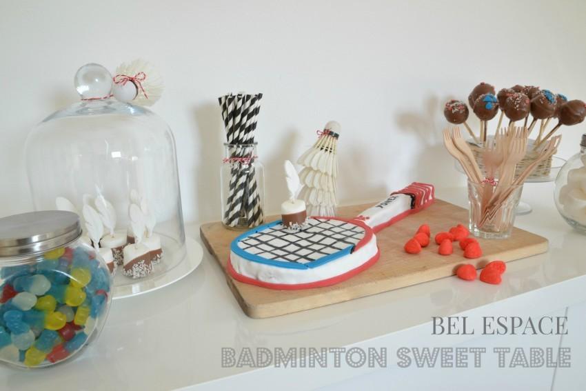 Badminton Torte