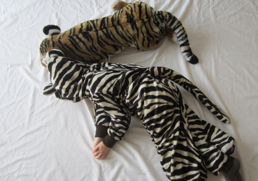 Motto-Partys für Kinder Kostüm