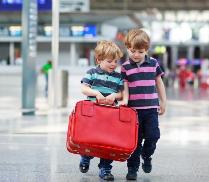 Reisen mit kleinen Rackern: So macht der Urlaub allen Spaß!