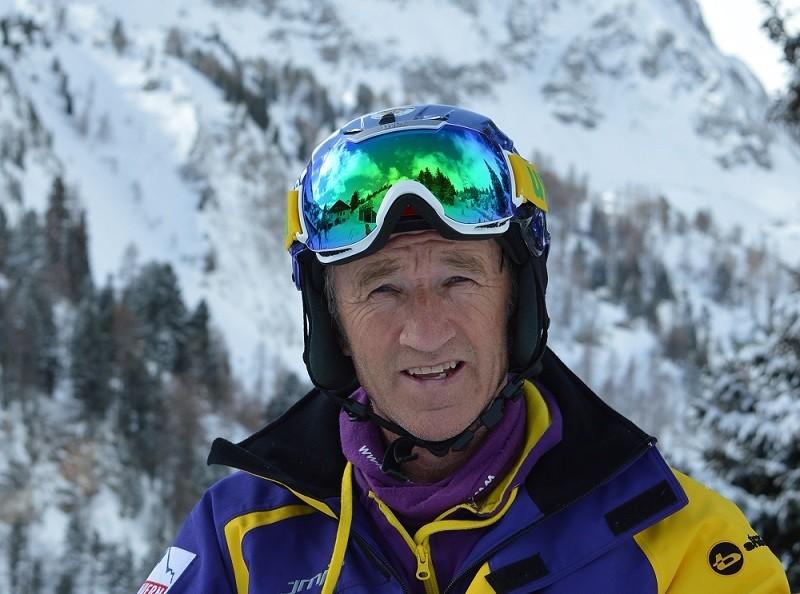 Skischullehrer Hermann Koch