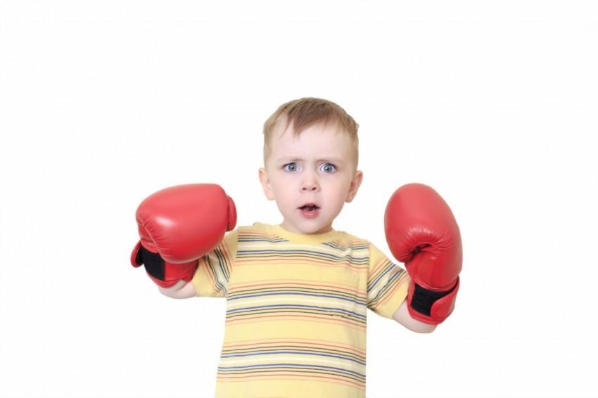 Wie schütze ich mein Kind vor schwierigen Kindern?