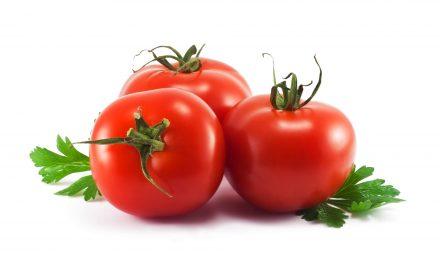 Tomaten sind sehr nützlich für die Hautpflege