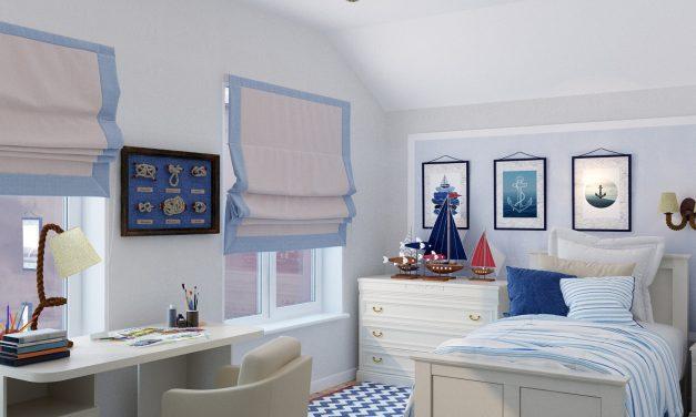 Kinderzimmer: Tolle Tricks, um kleine Räume herauszuputzen