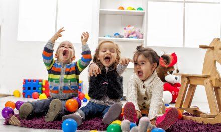 Das perfekte Kinderzimmer für Schulkinder