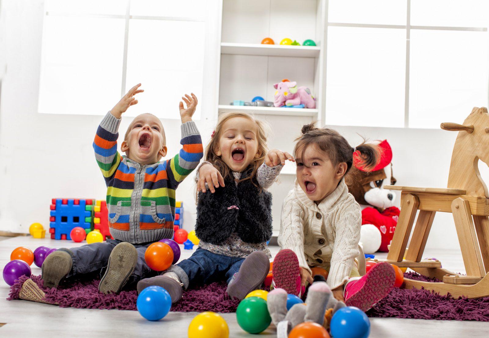 Das perfekte Kinderzimmer